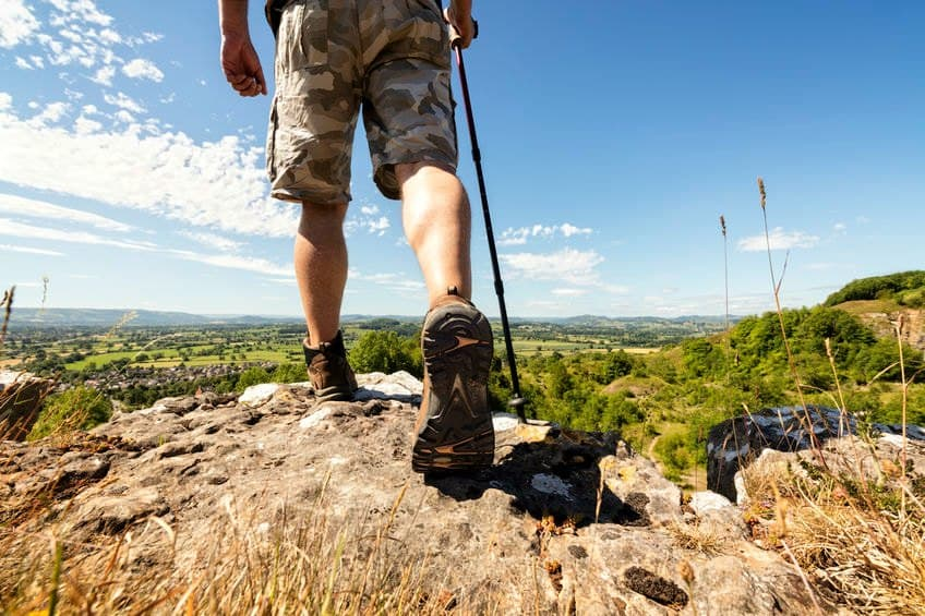 are military boots good for backpacking