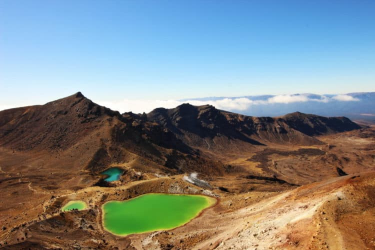 Tongariro Crossing Best Day Hikes On Earth