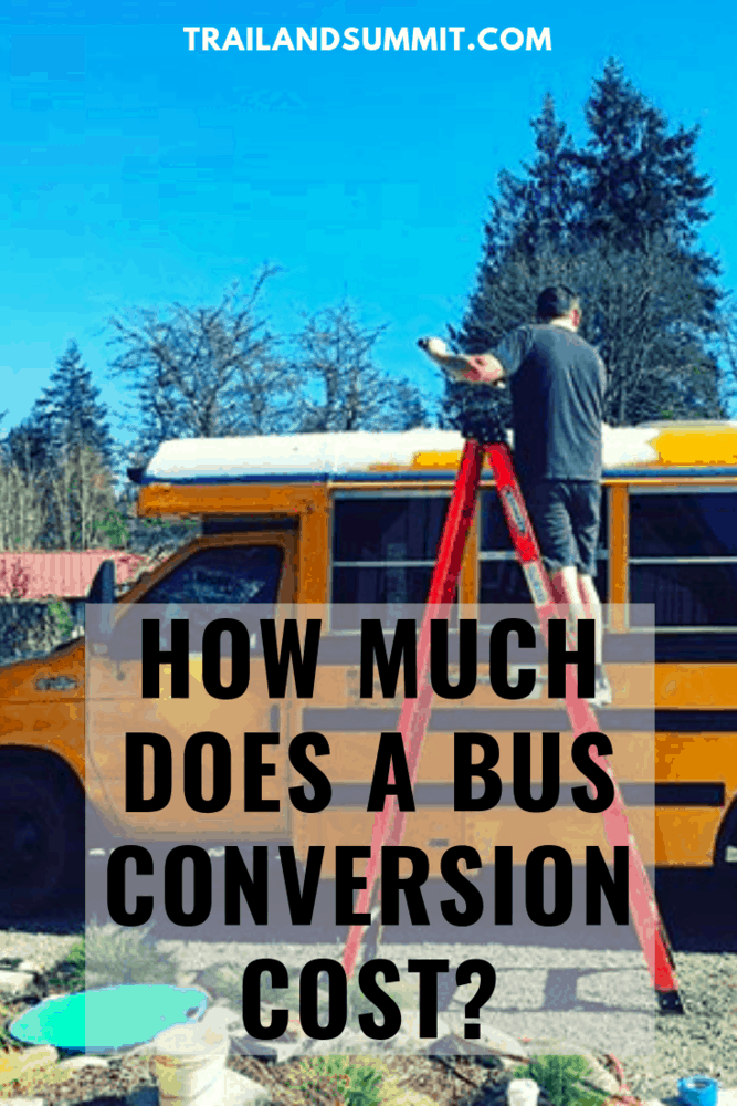 How Much Does a Bus Conversion Cost?