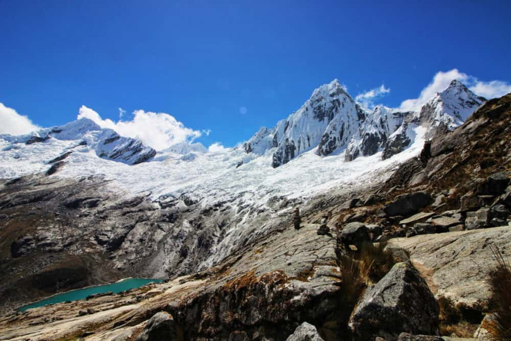 santa cruz trek in 4 days