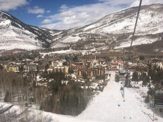 Eagle Bahn Gondola in Vail
