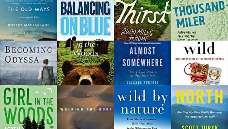 best books about thru hiking