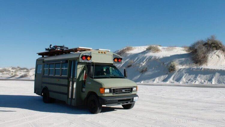 Bus conversion cost