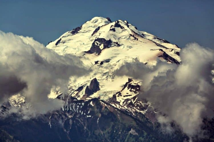 Glacier Peak Washington Summit Climbing Guide