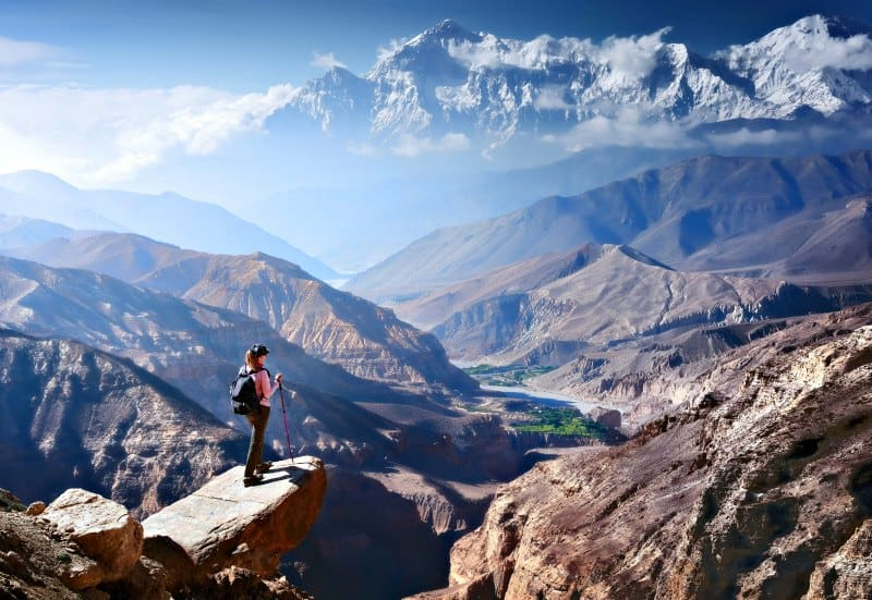 can you trek in nepal without a guide