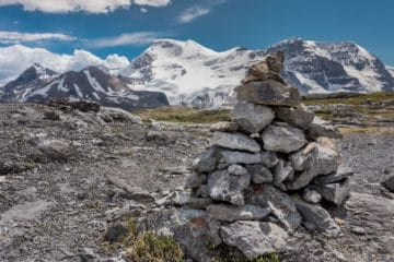 What Do Stacked Rocks On A Trail Mean