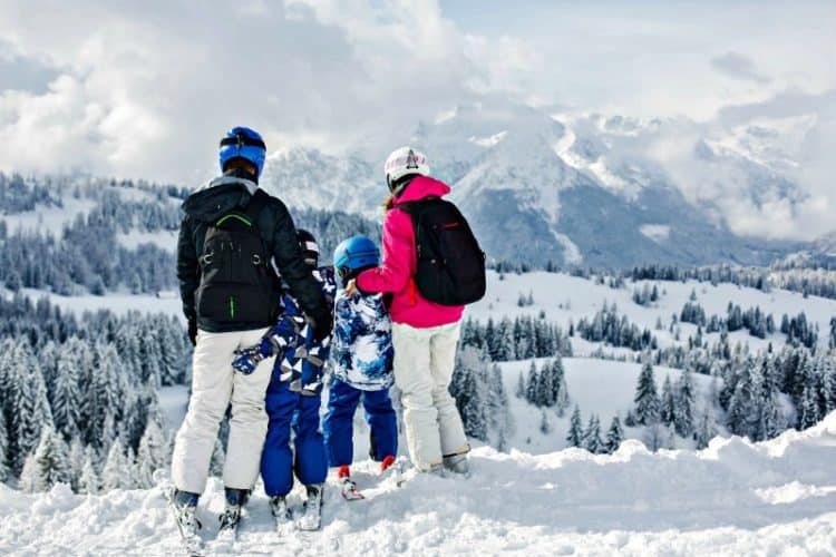 best vail colorado winter family activities