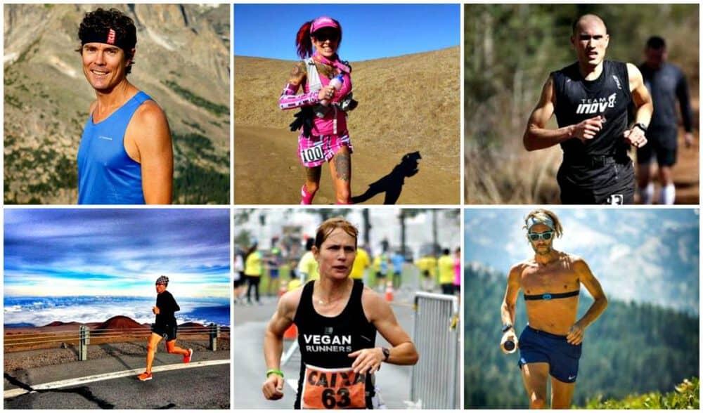 vegan diet good for runners