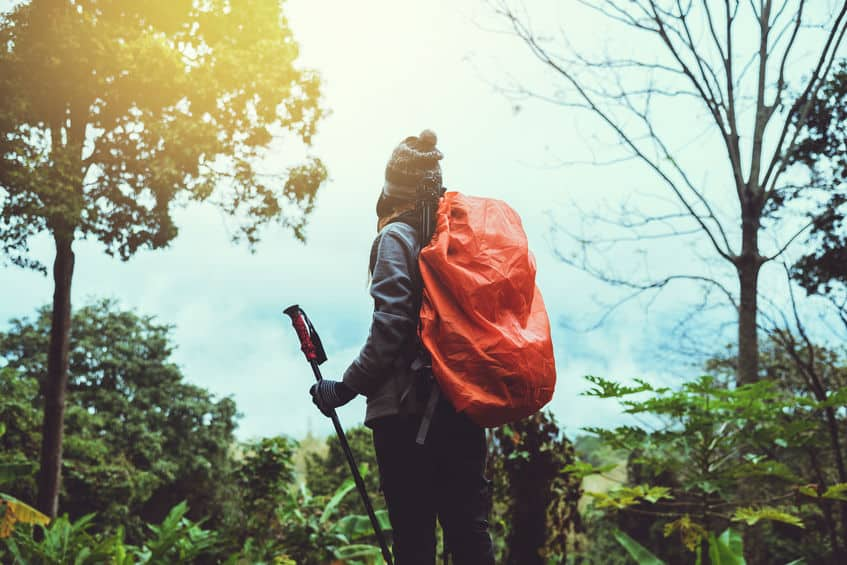 How To Keep Backpack Dry