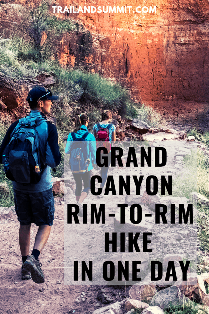 Tackling The Grand Canyon Rim-To-River-To-Rim in One Day