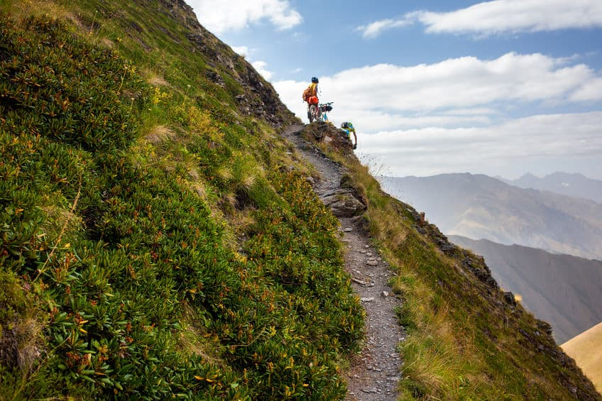 best bikepacking routes in the US