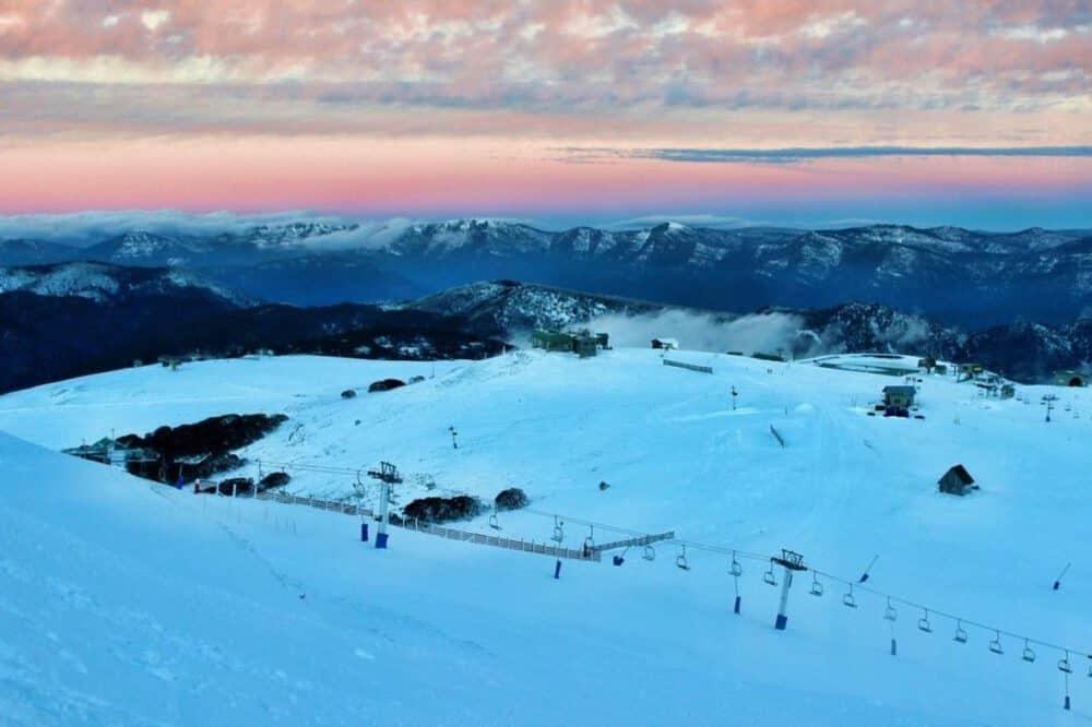 mount buller best skiing in australia for beginners