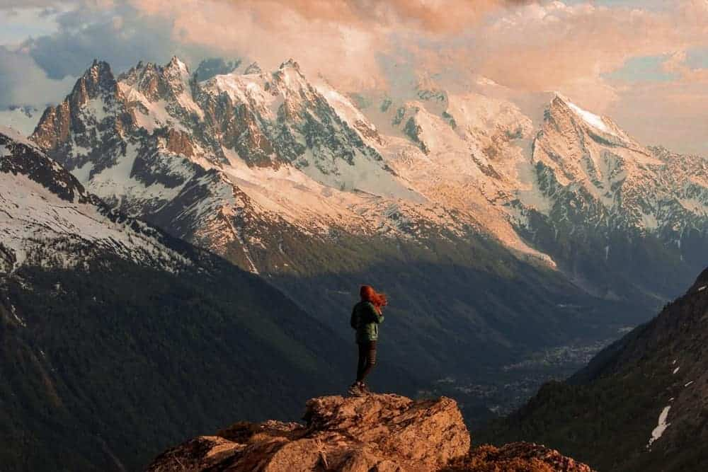 is hiking alone safe