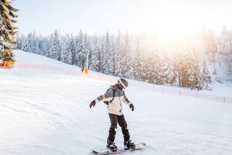 snowboarding gear list