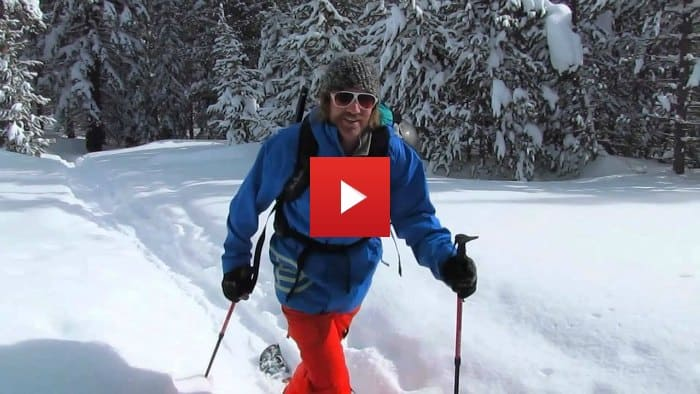 splitboard beginner video
