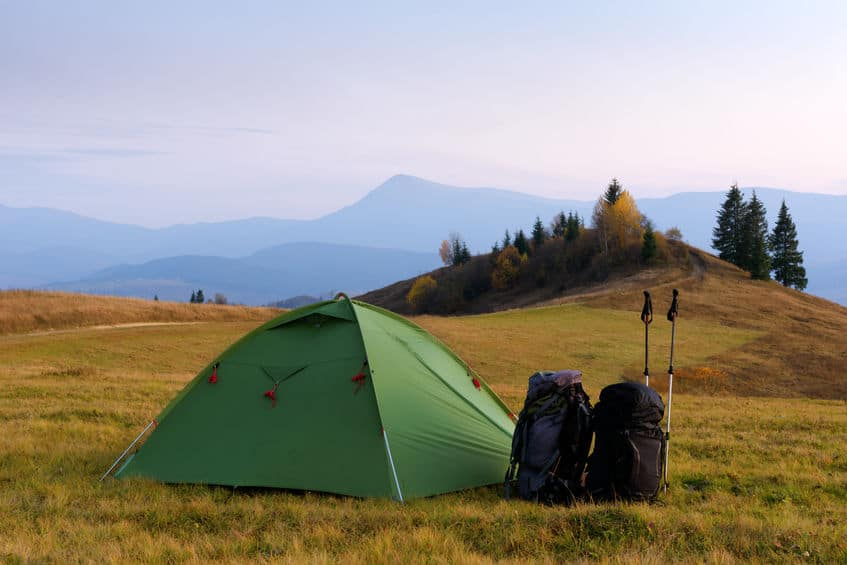 most common backpacking mistakes