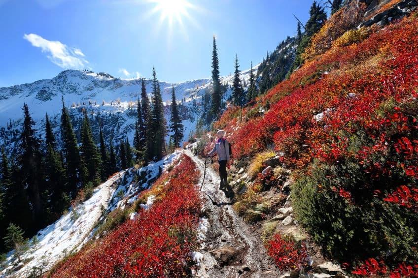 how to mentally prepare for a thru hike
