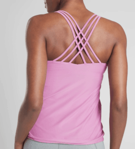Tank Top With Built-In Bra by athleta