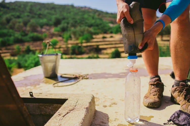 Are Backpacking Water Filters Safe