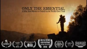 pacific crest trail movie documentary style