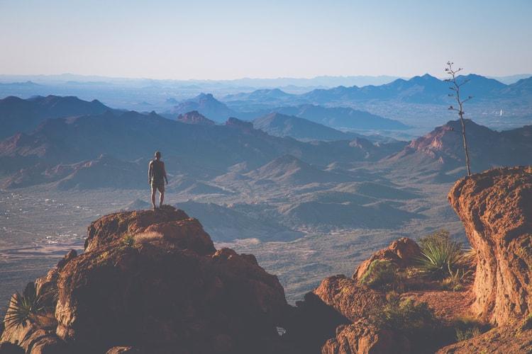 phoenix arizona mountains