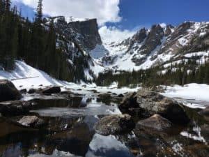 northern colorado snowshoe trails