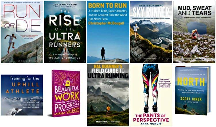best ultra running books