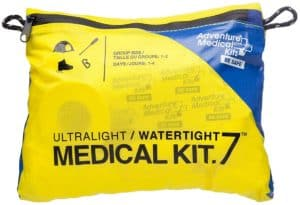 yellow bag first aid kit