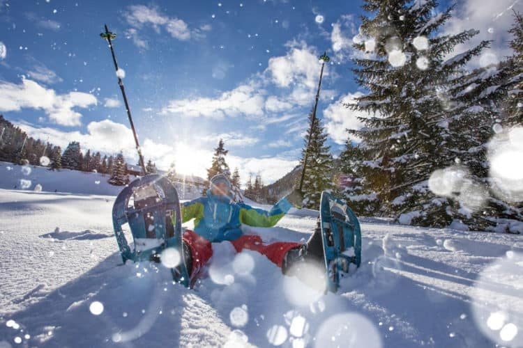 How Do You Get in Shape for Snowshoeing