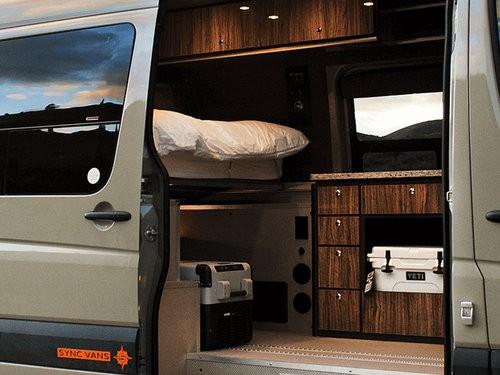 Best Sprinter Van Conversion Companies interior