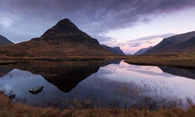 West Highland Way hiking europe