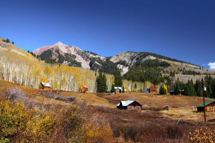 colorado best mountain towns