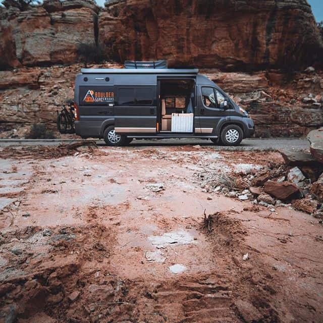 Best Sprinter Van Conversion Companies boulder campervans