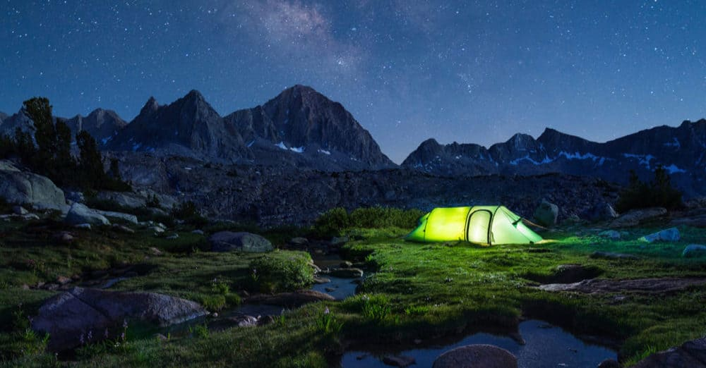 Can You Camp Anywhere on the PCT