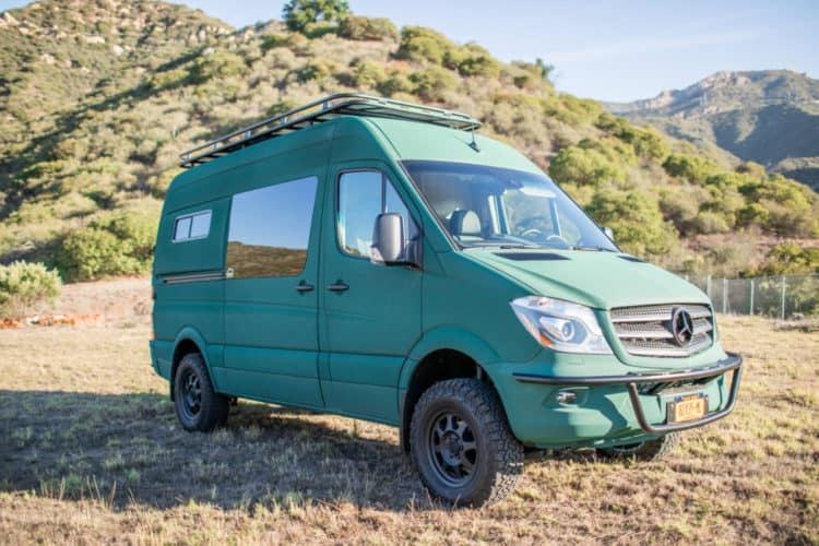 Best Sprinter Van Conversion Companies