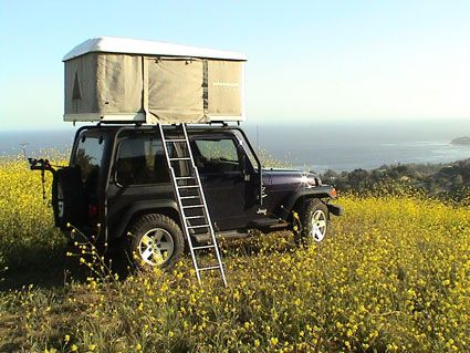 Best Hard Shell Roof Top Tents by autohomeus