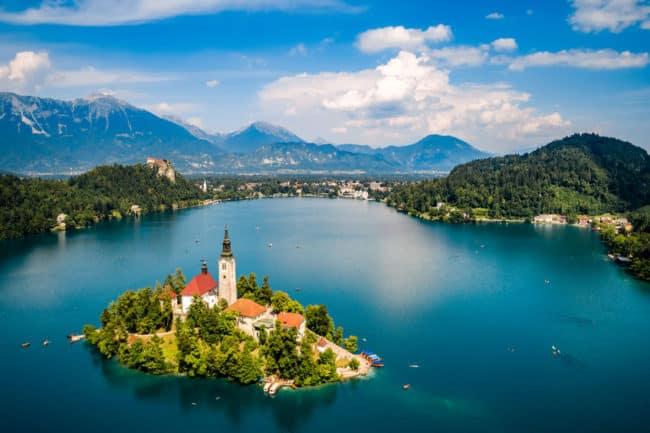 slovenian mountain trail best of europe