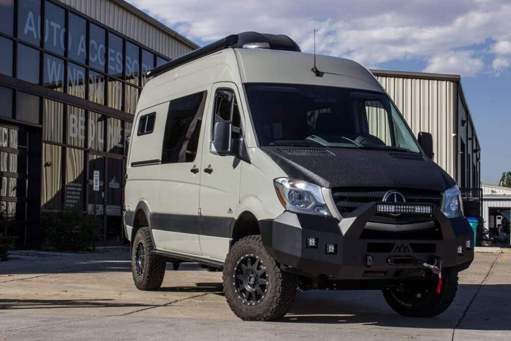 Best Sprinter Van Conversion Companies vanworks