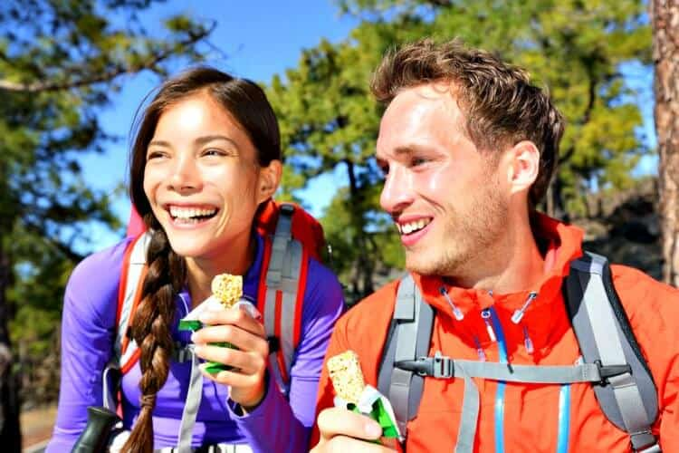 high calorie bars for backpacking
