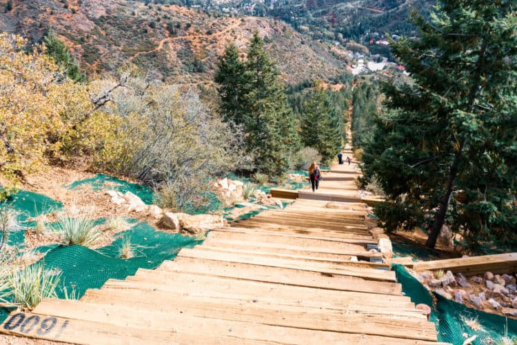 manitou incline colorado stairway to heaven