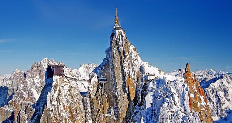 what is aiguille du midi