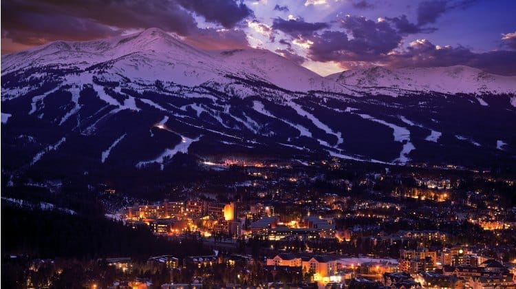 what is breckenridge famous for