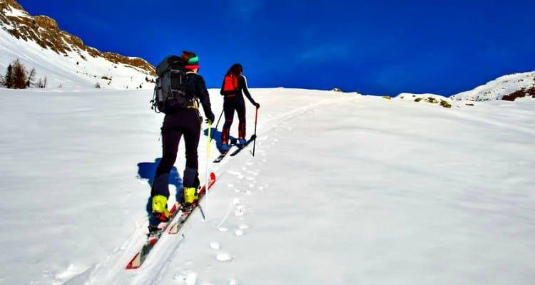 how do you start backcountry skiing