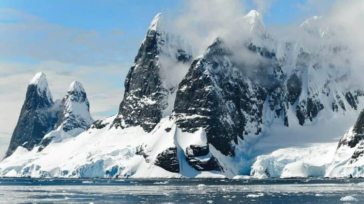 how much does it cost to go to the antarctic