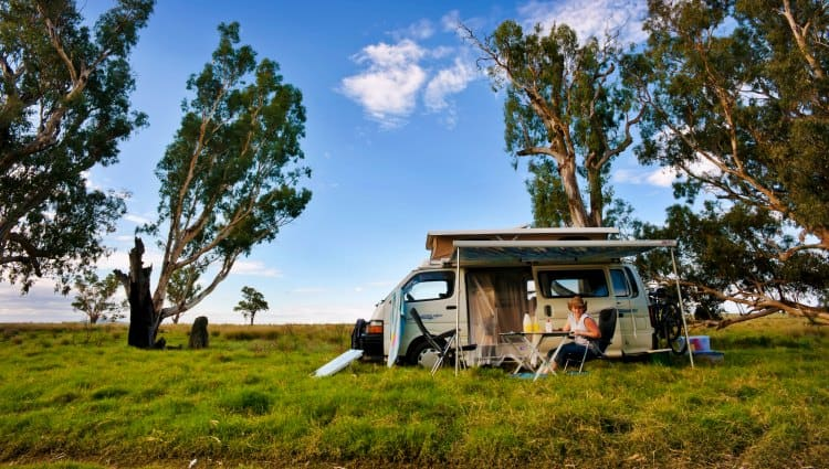 is tasmania good for campervans