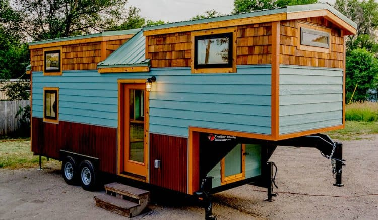 how much does a tiny house cost