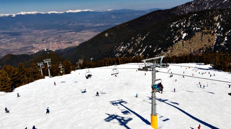 is bulgaria good for skiing