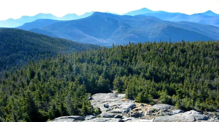 what is the easiest adirondack high peak to hike