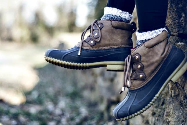 Are Duck Boots Good for Hiking?