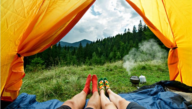 what is the best two person tent